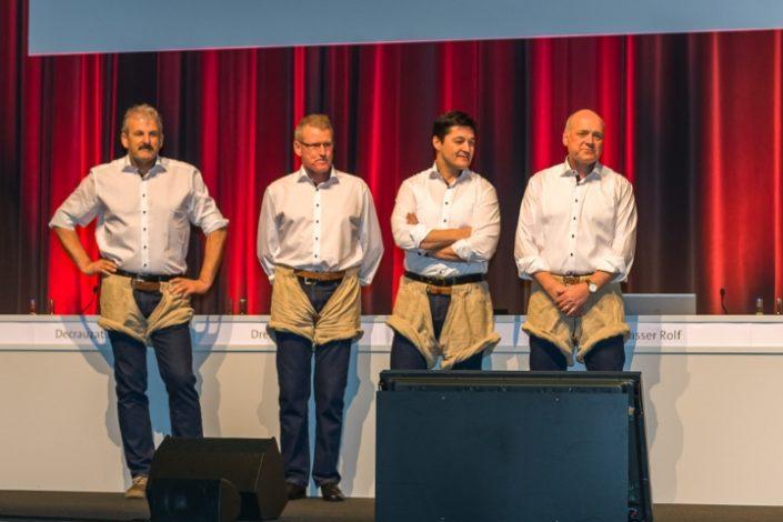 Abgeordneten Versammlung ESAF Zug 2019